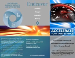 Oil and Gas Revenue Generaton | Endeavor Management